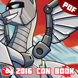BronyCAN 2016 Convention Guide Book