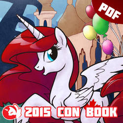 BronyCAN 2015 Convention Guide Book