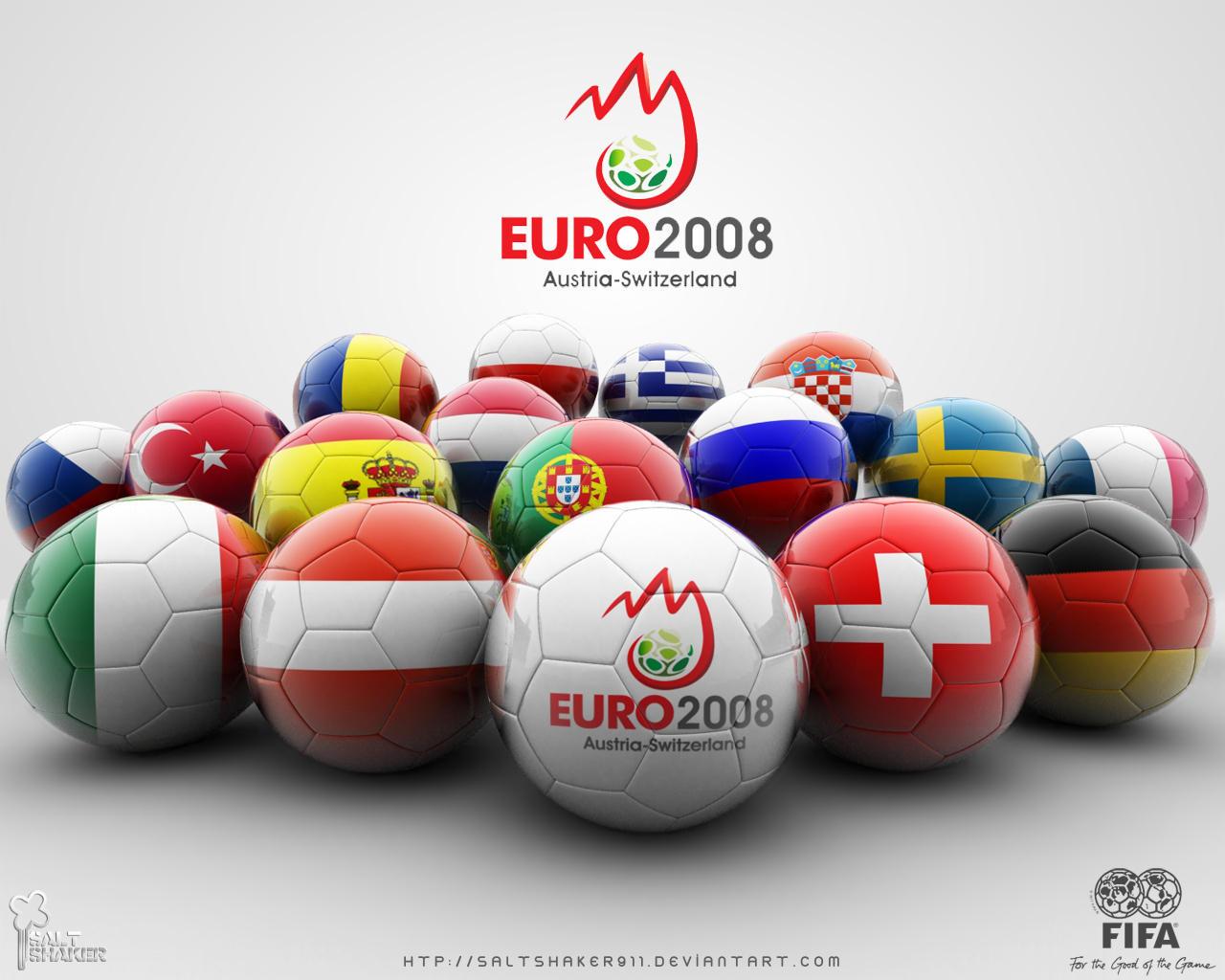 3D Euro 2008 by saltshaker911