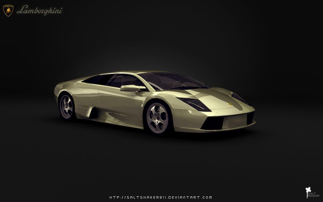3D Lamborghini Murcielago by saltshaker911