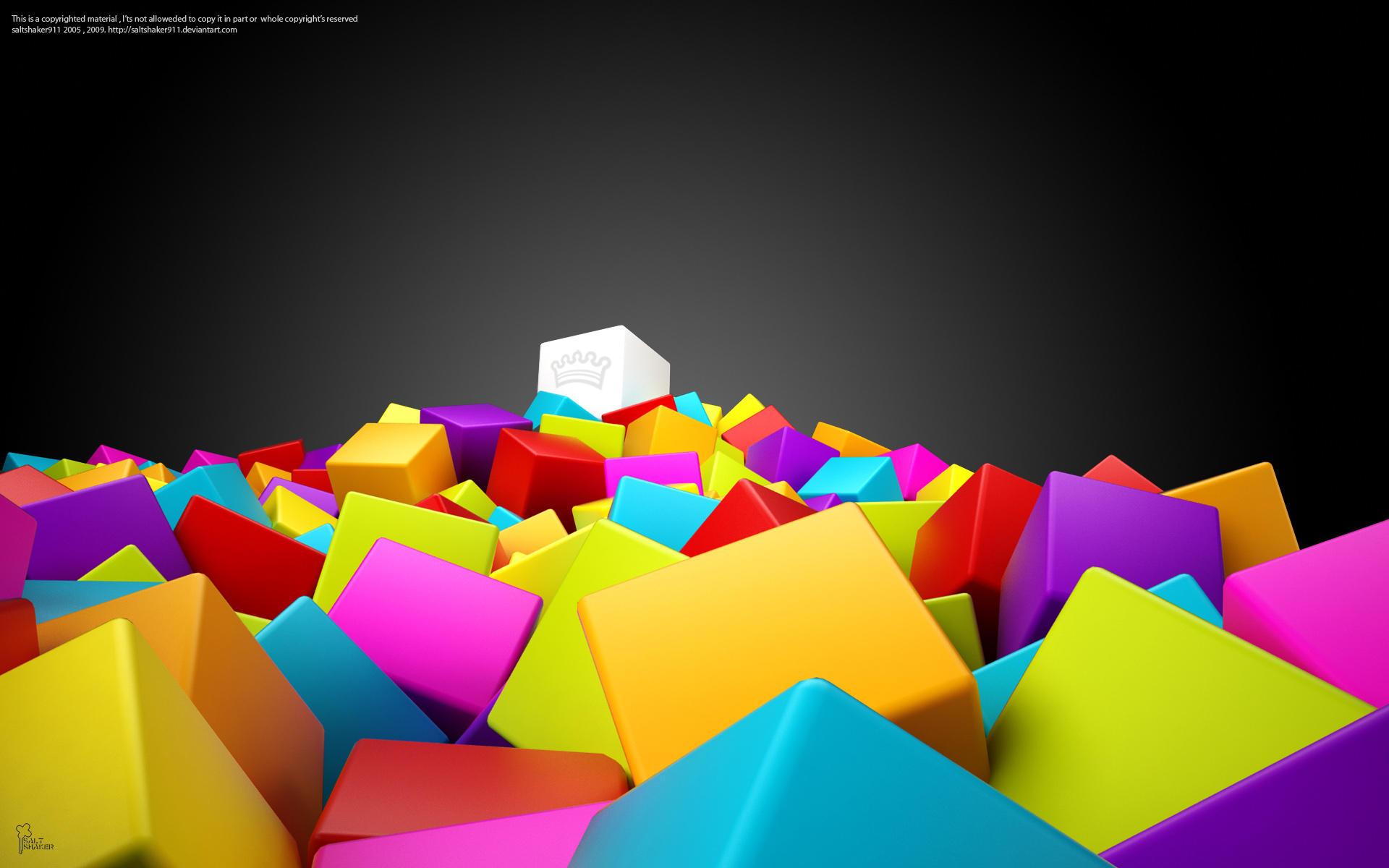 Color Kingdom by saltshaker911