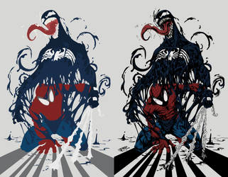 Spider Man by Emilcabaltierra Flats by Sereglaure