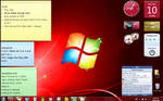 Windows 7 RED