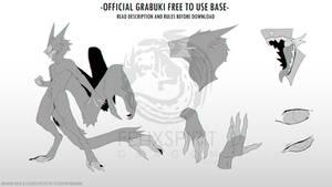 Official Grabuki FREE TO USE Base (PSD)