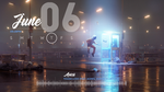 Floating Spaceman Rainmeter by lucidzeus47