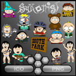 South Park Sykons