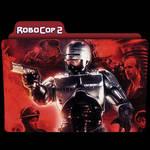 RoboCop 2 (1990) Folder Icon