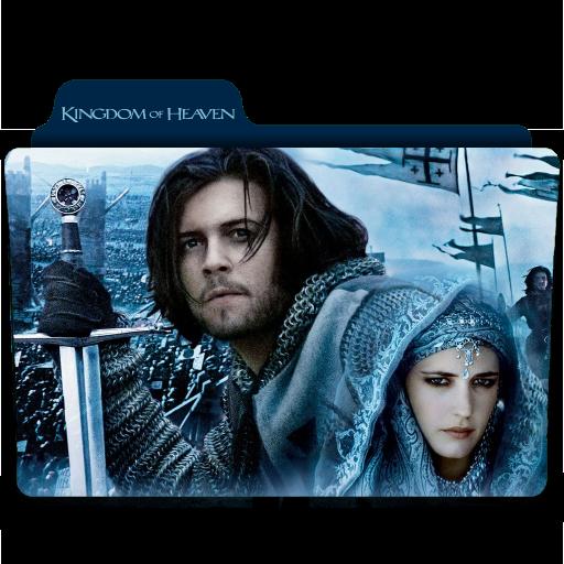 Kingdom Of Heaven 2005 Folder Icon By Ackermanop On Deviantart