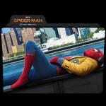 Spider-Man: Homecoming (2017) Folder Icon