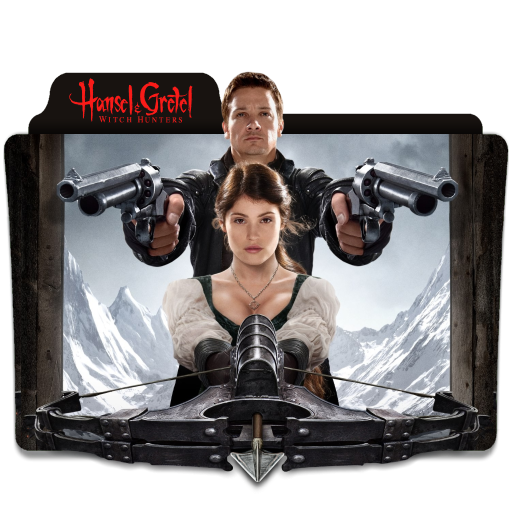Hansel And Gretel Witch Hunters 2013 Folder Icon By Ackermanop On Deviantart
