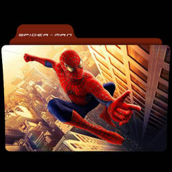 Spider-Man (2002) Folder Icon