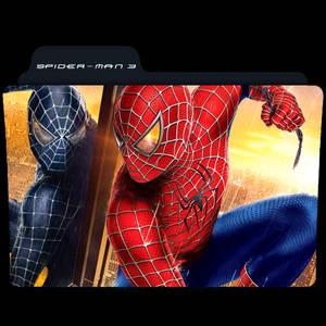 Spider-Man 3 (2007) Folder Icon