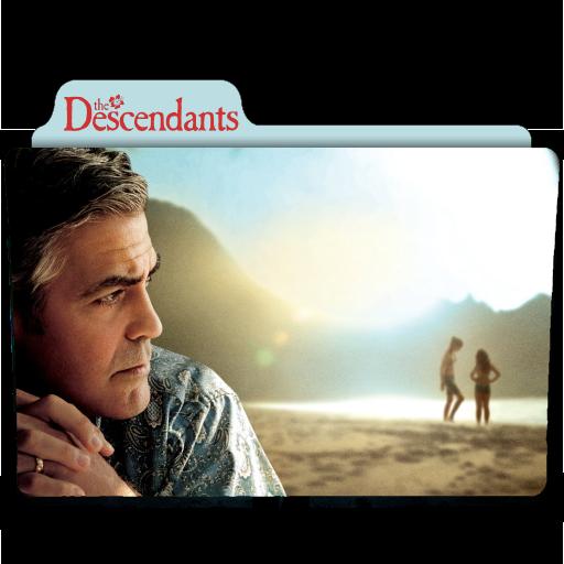 The Descendants 2011 Folder Icon By Ackermanop On Deviantart
