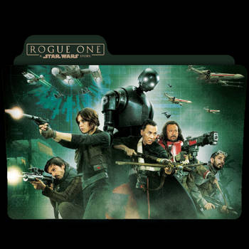 Rogue One: A Star Wars Story (2016) Folder Icon by AckermanOP