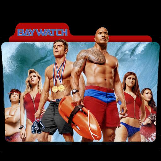Baywatch 2017 Folder Icon By Ackermanop On Deviantart