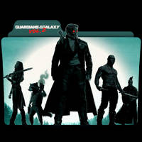 Guardians Of The Galaxy Vol. 2 (2017) Folder Icon by AckermanOP
