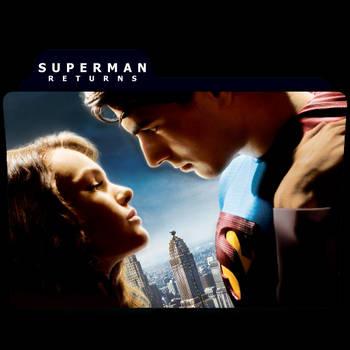 Superman Returns (2006) Folder Icon by AckermanOP on DeviantArt
