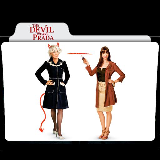 The Devil Wears Prada 2006 Folder Icon By Ackermanop On Deviantart