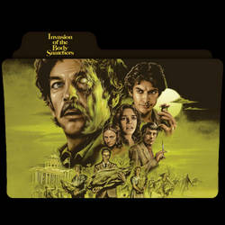 Invasion Of The Body Snatchers (1978) Folder Icon by AckermanOP