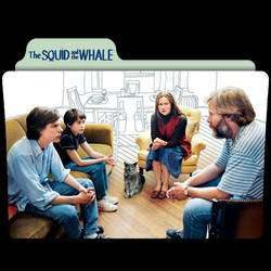 The Squid And The Whale (2005) Folder Icon