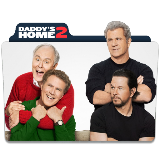 Daddy S Home 2 2017 Folder Icon By Ackermanop On Deviantart