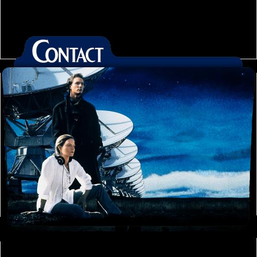 Contact 1997 Folder Icon By Ackermanop On Deviantart