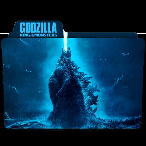 Godzilla King Of The Monsters 2019 Folder Icon By Ackermanop On Deviantart