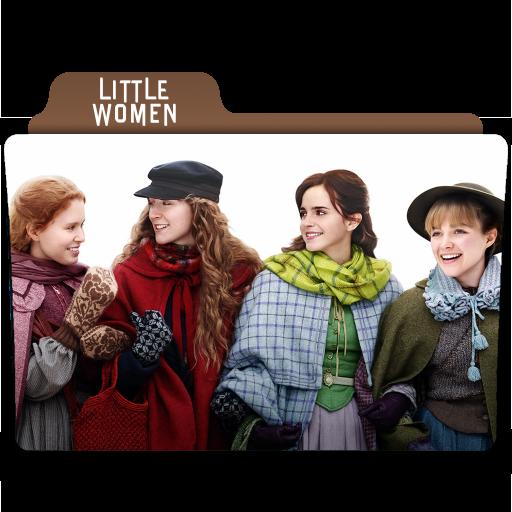 Little Women 2019 Folder Icon By Ackermanop On Deviantart