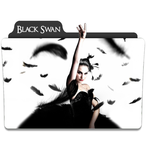 Black Swan 2010 Folder Icon By Ackermanop On Deviantart