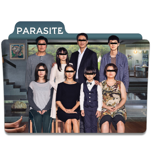 Parasite 2019 Folder Icon By Ackermanop On Deviantart