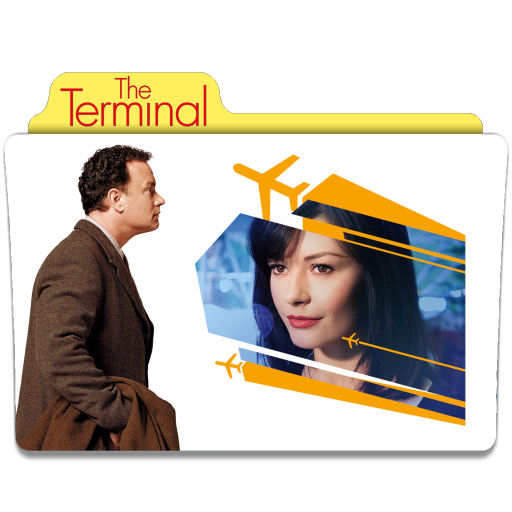 The Terminal 2004 Folder Icon By Ackermanop On Deviantart