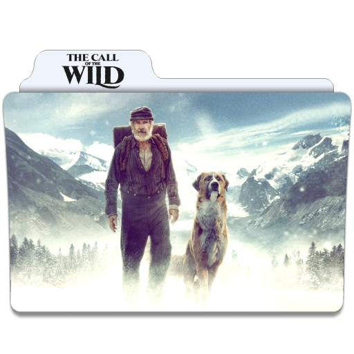 The Call Of The Wild 2020 Folder Icon By Ackermanop On Deviantart