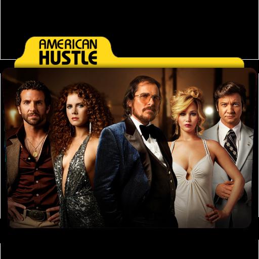 American Hustle 2013 Folder Icon By Ackermanop On Deviantart
