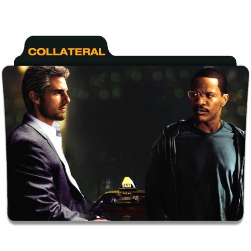 Collateral 2004 Folder Icon By Ackermanop On Deviantart