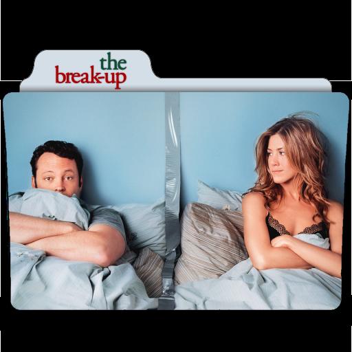 The Break Up 2006 Folder Icon By Ackermanop On Deviantart