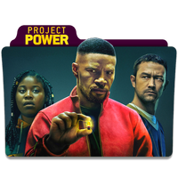 Project Power (2020) Folder Icon