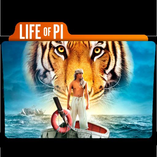 Life Of Pi 2012 Folder Icon By Ackermanop On Deviantart