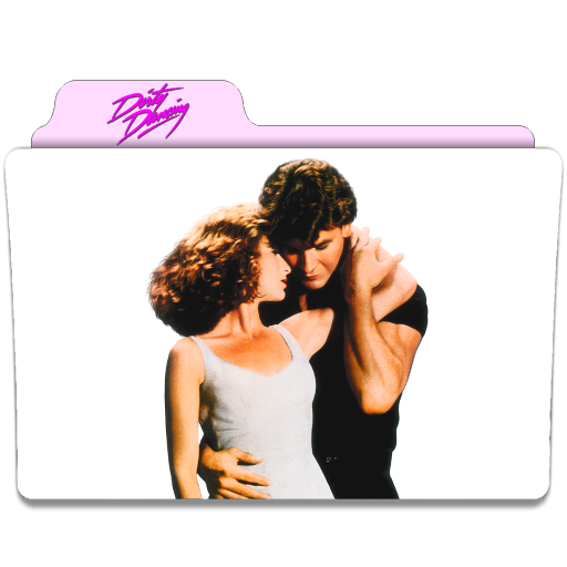 Dirty Dancing 1987 Folder Icon By Ackermanop On Deviantart