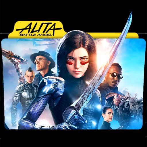 Alita Battle Angel 2019 Folder Icon By Ackermanop On Deviantart