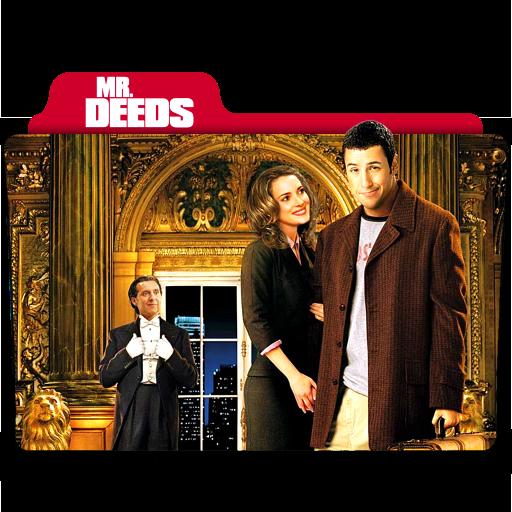 Mr Deeds 2002 Folder Icon By Ackermanop On Deviantart