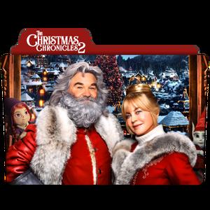 The Christmas Chronicles 2 (2020) Folder Icon