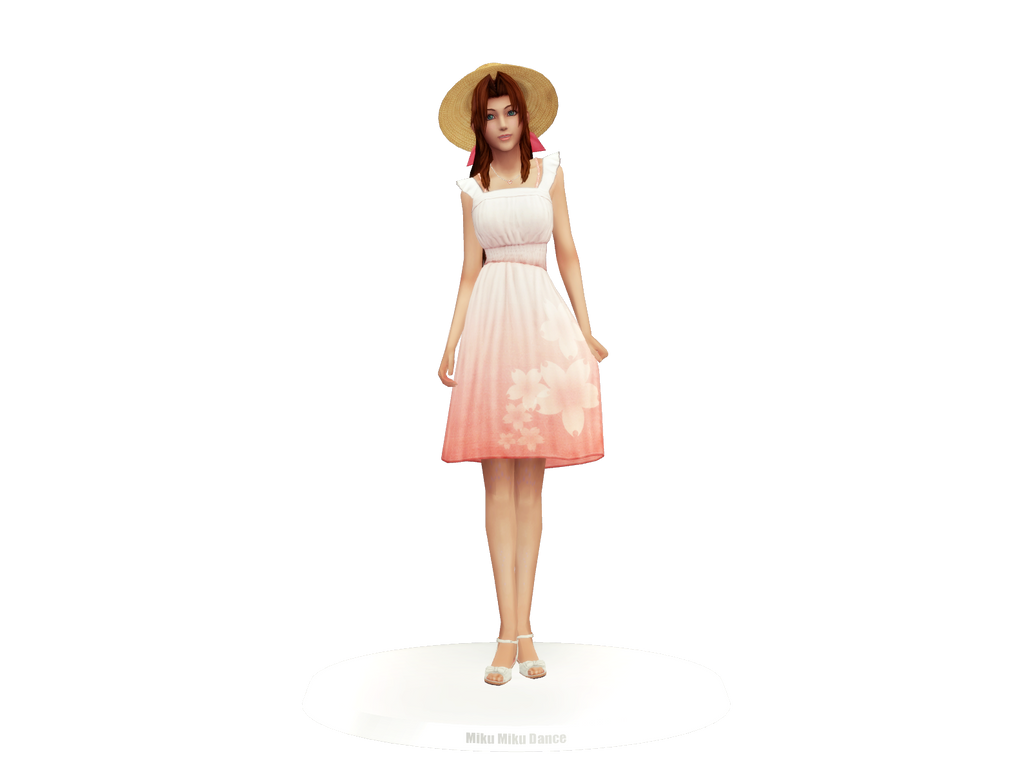 Aerith - Kasumi Dress (Download Link) by ChochoYatori