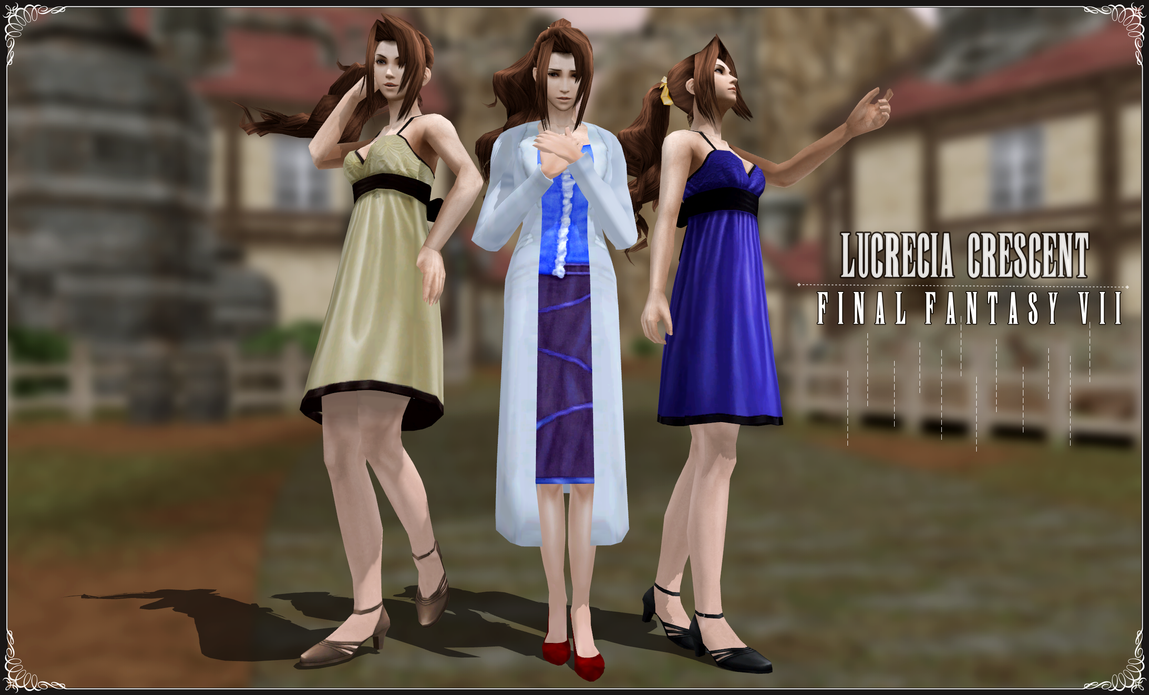 Lucrecia Crescent (Download OUTDATED) by ChochoYatori