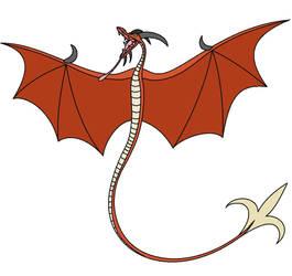 Globspitter (HTTYD fan dragon)