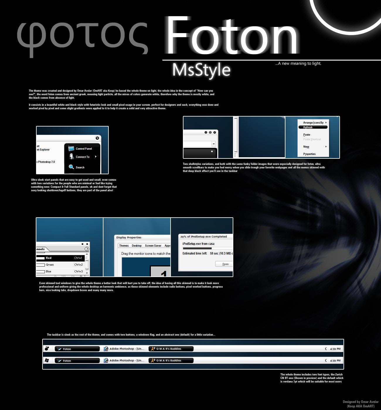 Foton VS by OmART