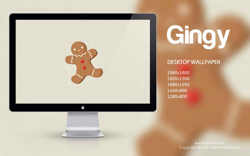 Gingy Wallpaper