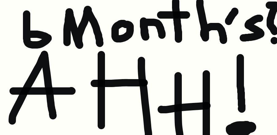 6 Months by Lightingshadow12