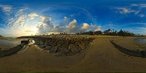 Sindhu Beach 360 VR 3
