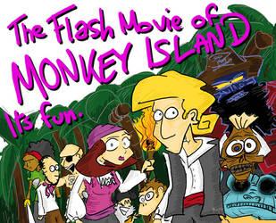 Monkey Island Flash Movie by MajusArts