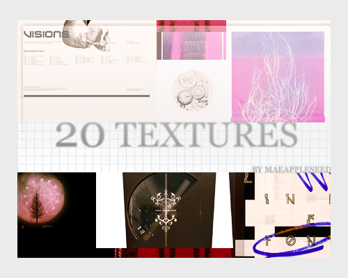 mix texture pack 02 by maeappleseed